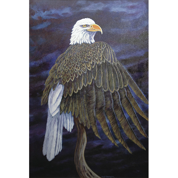 Bald Eagle - Original