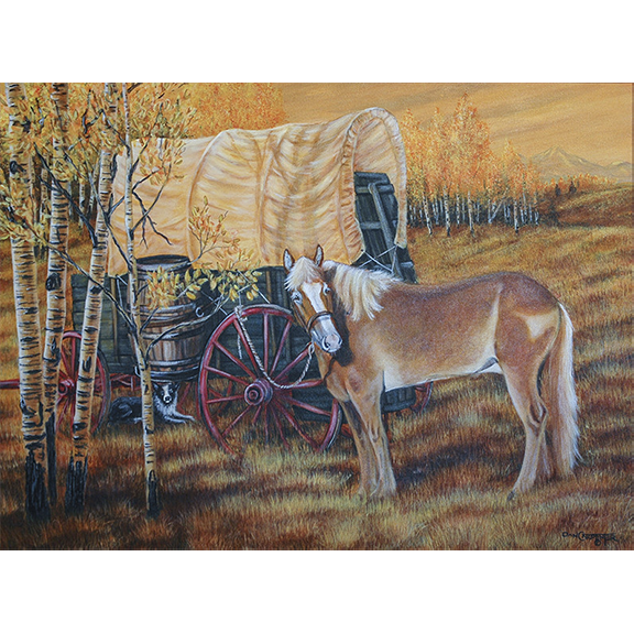 Chuck Wagon - Original
